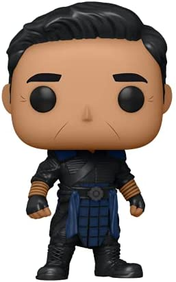 Funko Pop! Marvel: Shang Chi and The Legend of The Ten Rings - Wen Wu