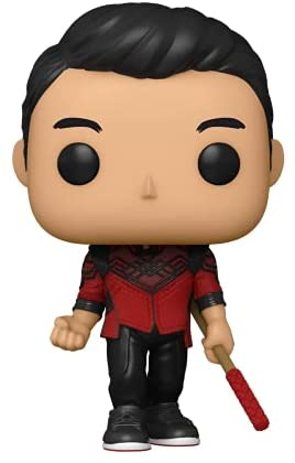 Funko Pop! Marvel: Shang Chi and The Legend of The Ten Rings - Shang Chi (w/ Bo Staff)