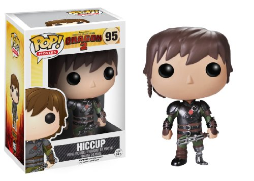 Funko POP! Movies: How to Train Your Dragon 2 - Hiccup