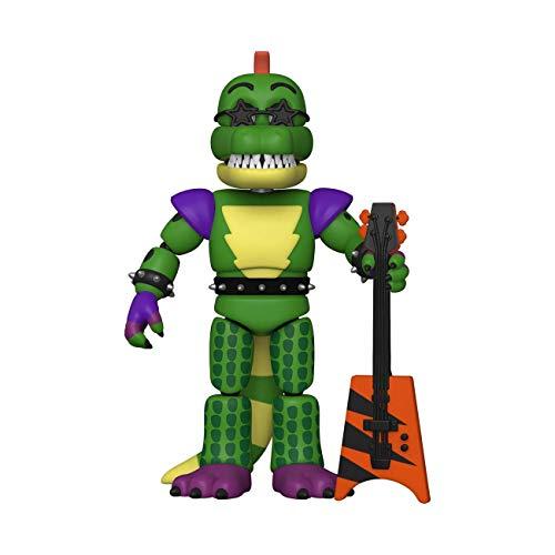 Funko Action Figure: Five Nights at Freddy's, Security Breach - Montgomery Gator, Multicolour