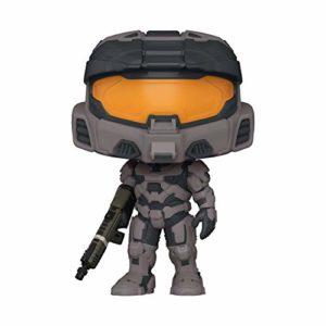 Funko Pop! Games: Halo Infinite - Spartan Mark VII with VK78, 3.75 inches