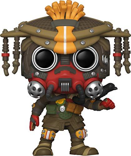 Funko 43288 Pop! Games: Apex Legends - Bloodhound, Multicolor, 3.75 inches