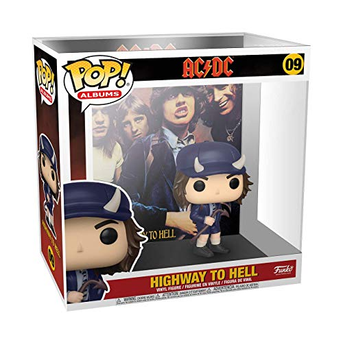 Funko Pop! Albums: AC/DC - Highway to Hell