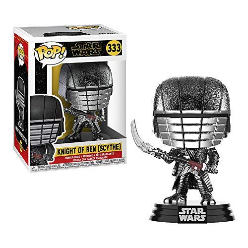 Funko Pop! Star Wars: Rise of The Skywalker - Knights of Ren Scythe (Hematite Chrome)