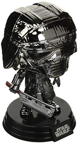 Funko Pop! Star Wars: Rise of The Skywalker - Knights of Ren Blade (Hematite Chrome)