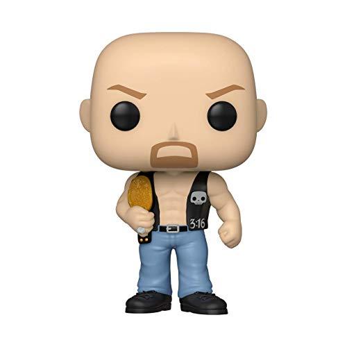 Funko Pop! WWE: Stone Cold Steve Austin with Belt