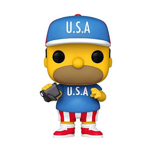 Funko Pop! Animation: Simpsons - USA Homer