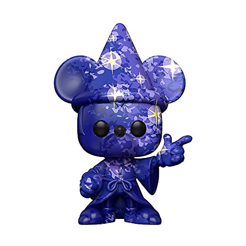 Funko Pop! Disney: Fantasia 80th Anniversary - Artist Series Mickey #1 Vinyl Figure