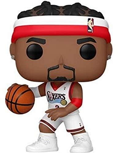Funko Pop! NBA: Legends - Allen Iverson (Sixers Home)