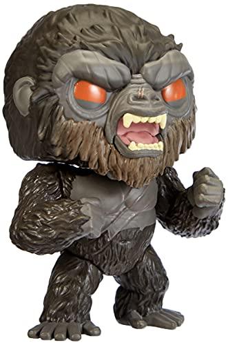 Funko Pop! Movies: Godzilla Vs Kong - Angry Kong Multicolor, 3.75 inches