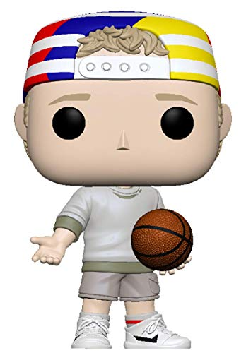Funko Pop! Movies: White Men Can't Jump - Billy Hoyle Multicolor, 3.75 inches