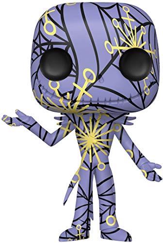 Funko Pop! Disney: The Nightmare Before Christmas - Jack Skellington Artist's Series with Case