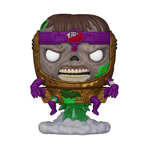 Funko Pop! Marvel: Marvel Zombies - MODOK Multicolor, 3.75 inches