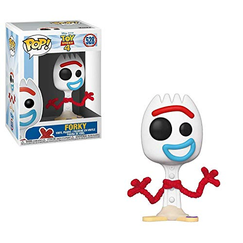Funko Pop! Disney: Toy Story 4 - Forky, Multicolor