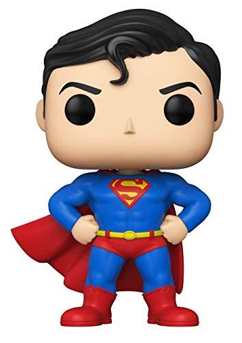 Funko POP! Heroes #159 - Superman [10 inch] Jumbo Sized Pop! Vinyl Figure – Special Edition Exclusive