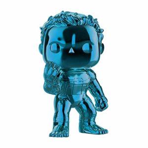 Avengers POP! Marvel Endgame - W2 - Hulk (Blue Chrome)