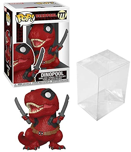 Deadpool 30th Anniversary - POP! Movies #777: Dinopool