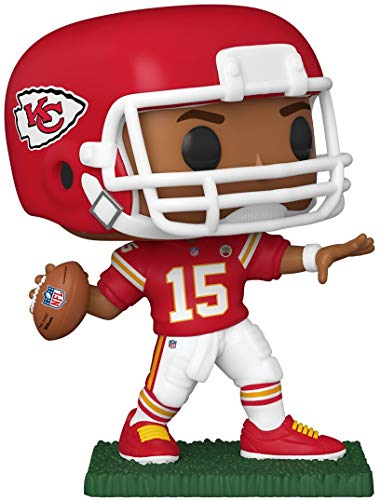FUNKO POP! NFL: Kansas City Chiefs - Patrick Mahomes