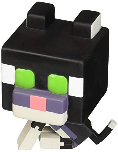 "FunKo POP! Games Minecraft Tuxedo Cat 3.75"" CHASE VARIANT Vinyl Figure"