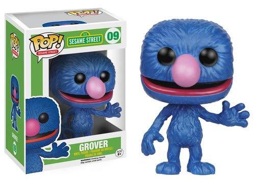 FunKo POP TV: Sesame Street - Grover Toy Figure