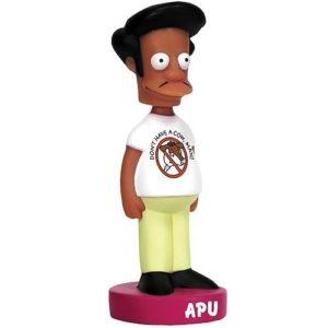 Funko 115569 The Simpsons Bobblehead Doll - Apu