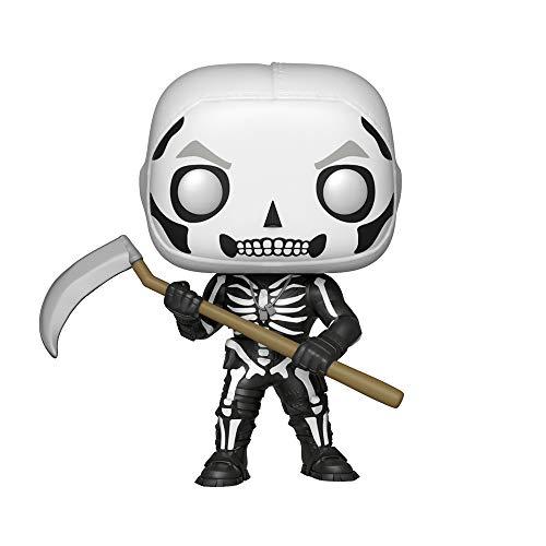 Funko 34470 Pop! Games: Fortnite - Skull Trooper, One Size, Multicolor