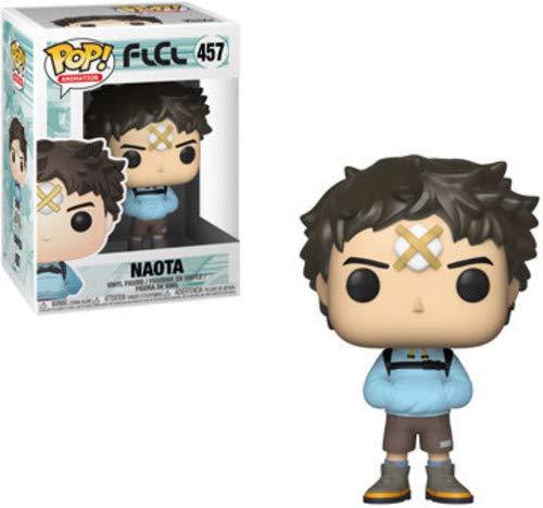 Funko 35661 Pop! Animation: FLCLNaota, Multicolor