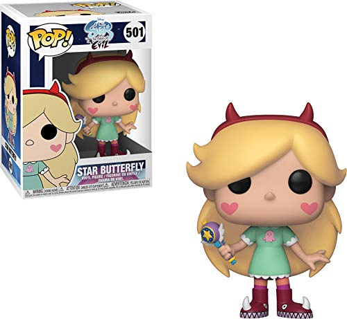 Funko 35769 Pop! Disney: Star Vs. Forces of EvilStar, Multicolor