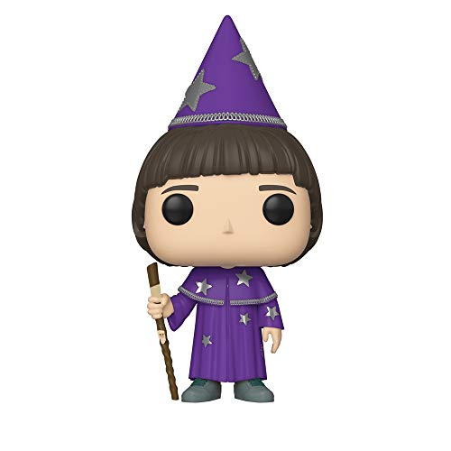 Funko 38533 POP Vinyl: Television: Stranger Things: Will (The Wise), Multi, One-Size