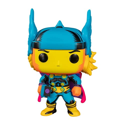 Funko 48847 Marvel Black Light Thor Collectable Toy, Multicolour
