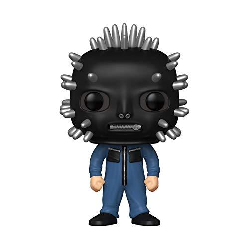 Funko 49379 POP Rocks: Slipknot-Craig Jones Collectible Toy, Multicolour, 3.75 inches