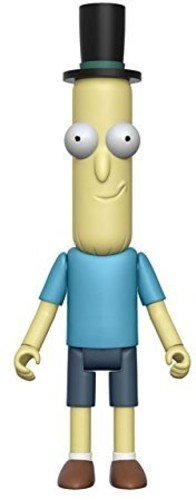 """Funko 5"""" Articulated Rick and Morty - Mr.Poopy Butthole Action Figure"""