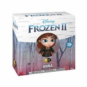 Funko 5 Star Disney: Frozen 2 - Anna, Multicolored