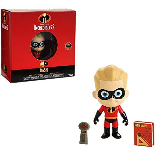 Funko 5 Star: Incredibles 2 - Dash, Multicolor