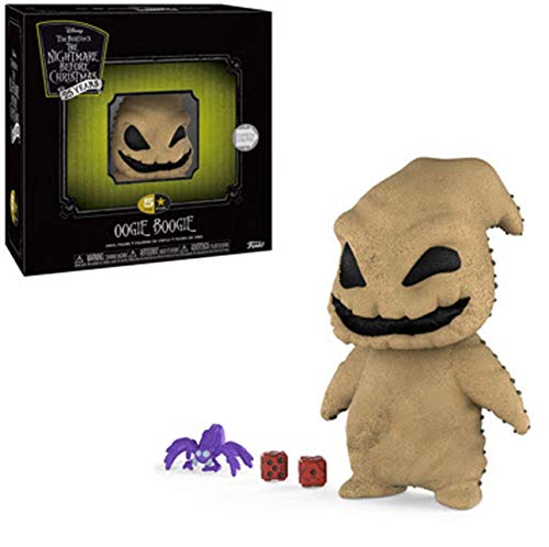 Funko 5 Star: Nightmare Before Christmas - Oogie Boogie Collectible Figure, Multicolor