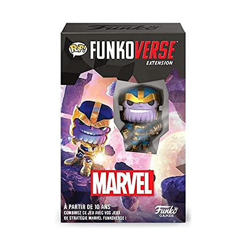 Funko 57514 Funkoverse: Marvel: 101 1-Pack French