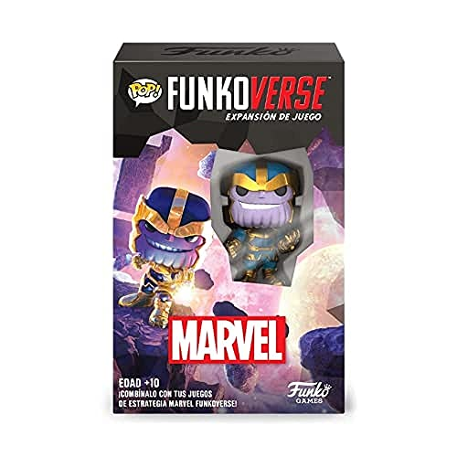 Funko 57515 Funkoverse: Marvel 101 1-Pack Spanish