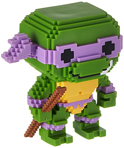 Funko 8-Bit Pop!: Teenage Mutant Ninja Turtles - Donatello Collectible Figure