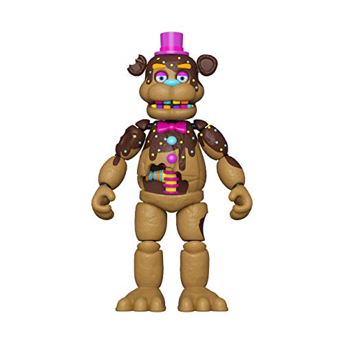 Funko Action Figure: Five Nights at Freddy's- Chocolate Freddy