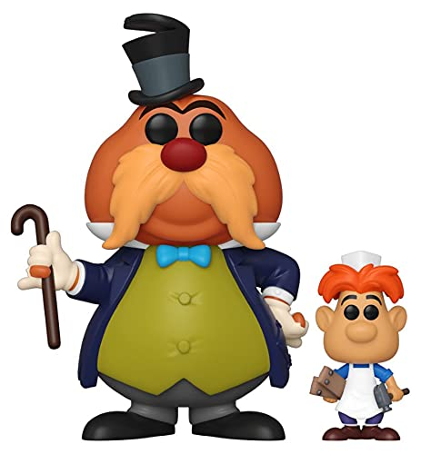 Funko Alice in Wonderland Walrus and The Carpenter Pop Vinyl Figure and Buddy 2021 Summer Convention Exclusive