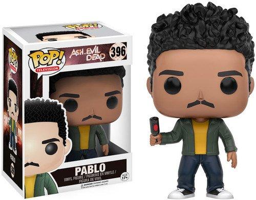Funko Ash vs Evil Pablo Pop Television Figure,Multi-colored,3.75 inches