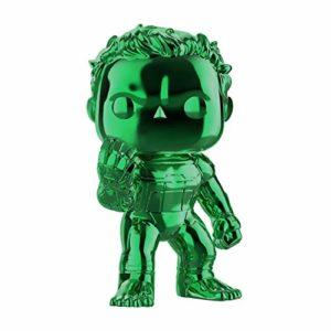 Funko Avengers Endgame Hulk (Chrome Green) Pop Figure (Walmart Exclusive)