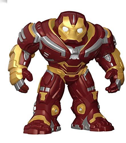 Funko Avengers Infinity War Oversized POP! Movies Vinyl Figure Hulkbuster 15 cm,Avengers Infinity War 9 Pop Vinyl,6 in