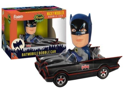 Funko Batmobile 1966 Wacky Wobbler