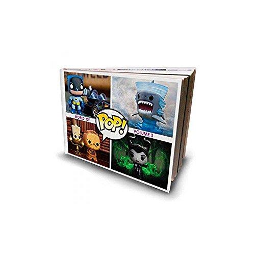 Funko Book: POP Year 3 Toy Figure