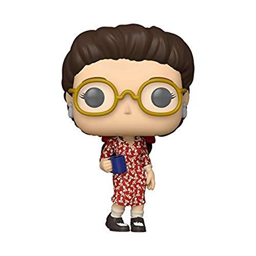 Funko Collectible Figure Pop! TV: Seinfeld - Elaine in Dress Multicolor, 3.75 inches