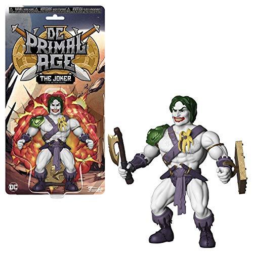 Funko DC Primal Age - Joker Collectible Figure, Multicolor
