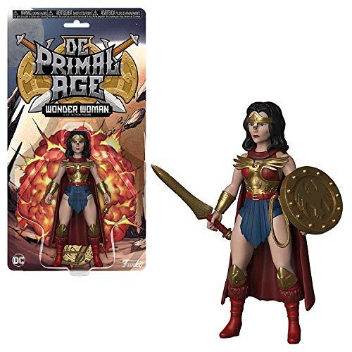 Funko DC Primal Age - Wonder Woman Collectible Figure, Multicolor