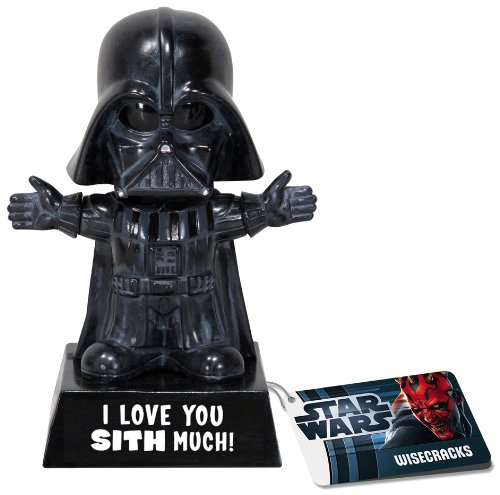 Funko Darth Vader: I Love You Sith Much