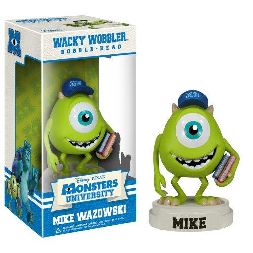 Funko Disney Monsters University: Mike Wazowski Wacky Wobbler